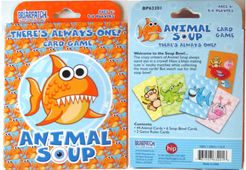 Animal Soup There's Always One! Card Game