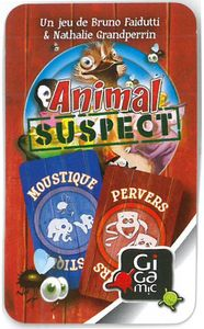 Animal Suspect: Promo cards