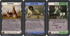Animals expansion (mini fan expansion for Dominion)