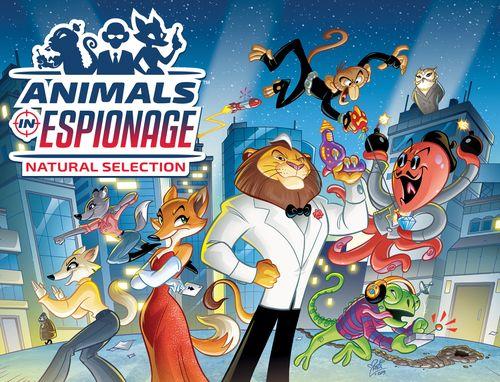 Animals in Espionage