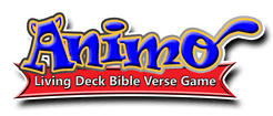 Animo:  Living Deck Bible Verse Card Game