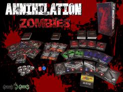 Annihilation Zombies