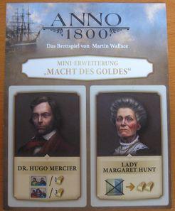 Anno 1800: Macht des Goldes