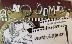 Anno Domini: Wort Schrift Buch