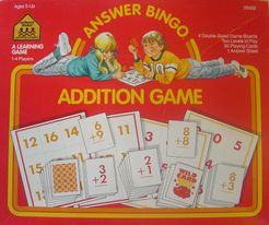 Answer Bingo: Addition Game