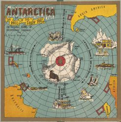 Antarctica or The Race to the South Pole