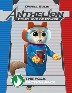 Anthelion: Conclave of Power –  The Folk Faction Pack
