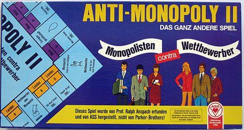 Anti-Monopoly II