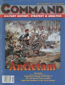 Antietam: Burnished Rows of Steel
