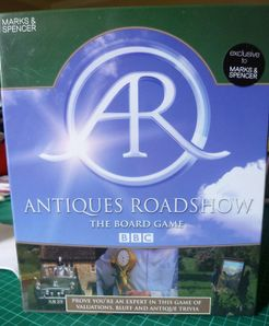 Antiques Roadshow: The Board Game