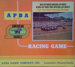 APBA American Saddle Racing