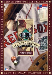 APBA Major League Baseball: All Star Edition