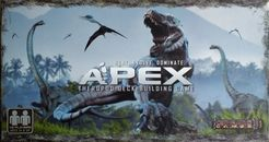 Apex Theropod Deck-Building Game
