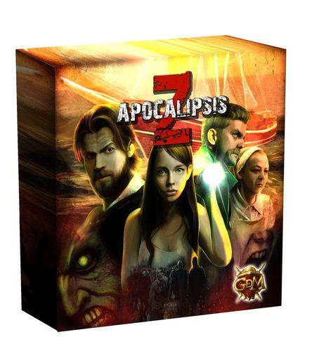 Apocalypse Z: The Board Game