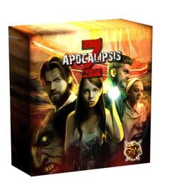 Apocalypse Z: The Board Game