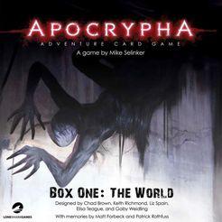 Apocrypha Adventure Card Game