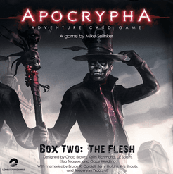 Apocrypha Adventure Card Game: Box Two – The Flesh