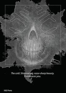 Apocrypha Adventure Card Game: Skullflake Promo Card