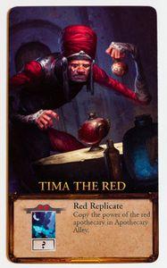 Apotheca: Tima the Red Promo Card