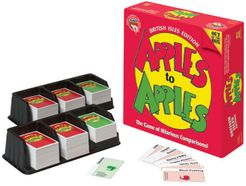 Apples to Apples: British Isles Edition