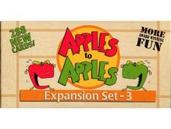 Apples to Apples: Expansion Set #3