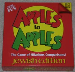 Apples to Apples: Jewish Edition