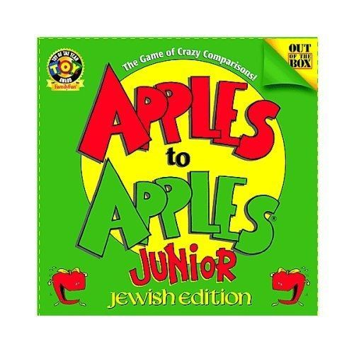 Apples to Apples Junior: Jewish Edition