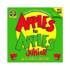 Apples to Apples Junior: Jewish Edition