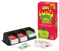 Apples to Apples Niños