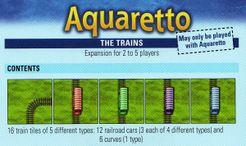 Aquaretto: The Trains