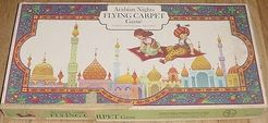 Arabian Nights Flying Carpet Game