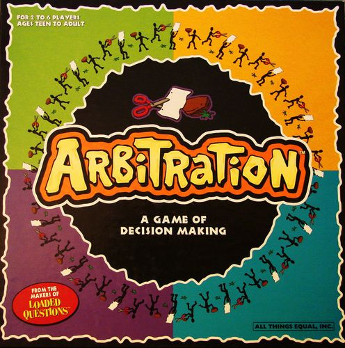 Arbitration: A Game of Decision Making