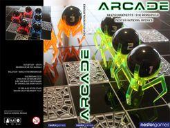 Arcade: Reinforcements – The Arachnoid