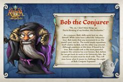 Arcadia Quest: Bob the Conjurer