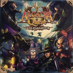 Arcadia Quest: Guildmaster Kickstarter Heroes