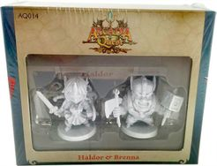 Arcadia Quest: Haldor & Brenna