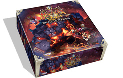 Arcadia Quest: Inferno – Whole Lotta Lava