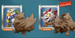 Arcadia Quest: Riders – Mount Pack 1: Stonebeak & Phantom