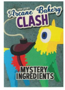 Arcane Bakery Clash: Mystery Ingredients