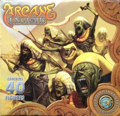 Arcane Legions: Egyptian Army Pack – Infantry