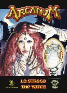 Arcanum: The Witch