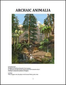 Archaic Animalia