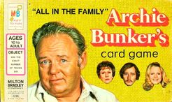 Archie Bunker's Card Game