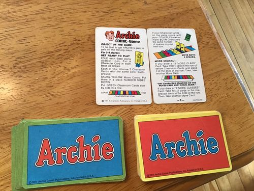 Archie Comic Game