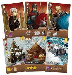 Architects of the West Kingdom: Garphill Games 5-Year Anniversary Promo Cards