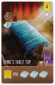 Architects of the West Kingdom: King's Table Top