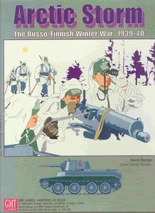 Arctic Storm: The Russo-Finnish Winter War 1939-40