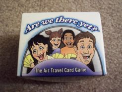 Are We There Yet? The Air Travel Card Game