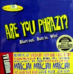 Are You Phrazy? TV Edition