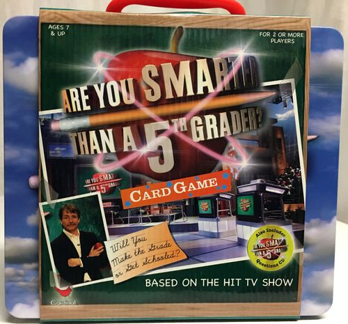 Are you Smarter Than a 5th Grader? Card Game